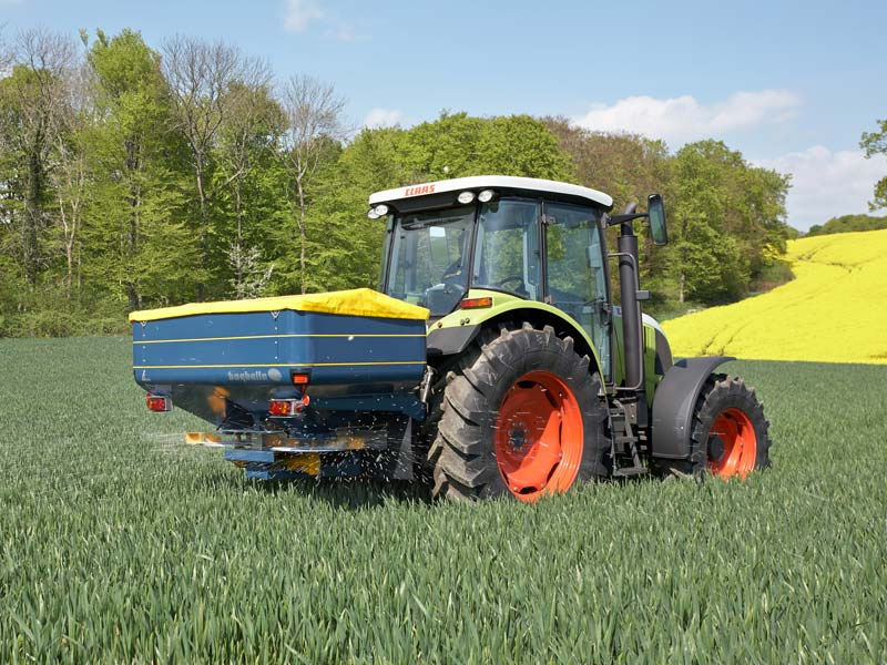 bogballe l2plus 1600 claas intro